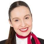 Clàudia González, Tripulante Vueling Airlines.