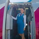 Clàudia González, Tripulante Eurowings.