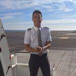 Yuri Maciel, Tripulante Vueling Airlines.